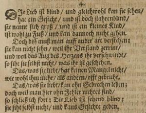 Das Gedicht in der Erstausgabe von 1650